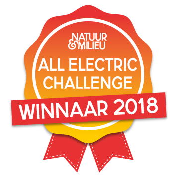 Winnaar - All-Electric Challenge 2018